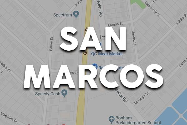 San Marcos location
